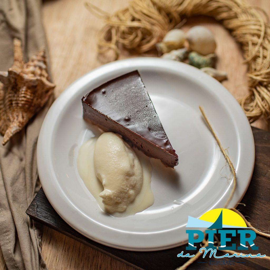 Pier torta de chocolate