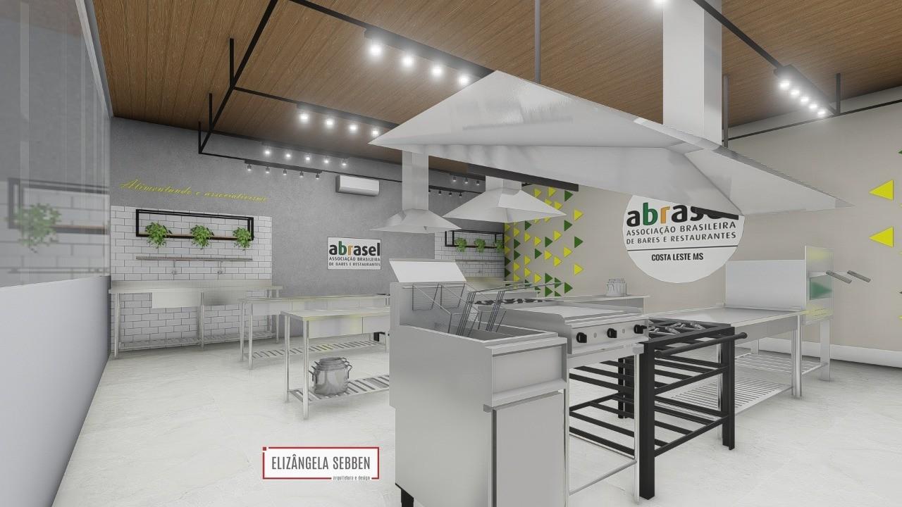 Projeto Cozinha Show